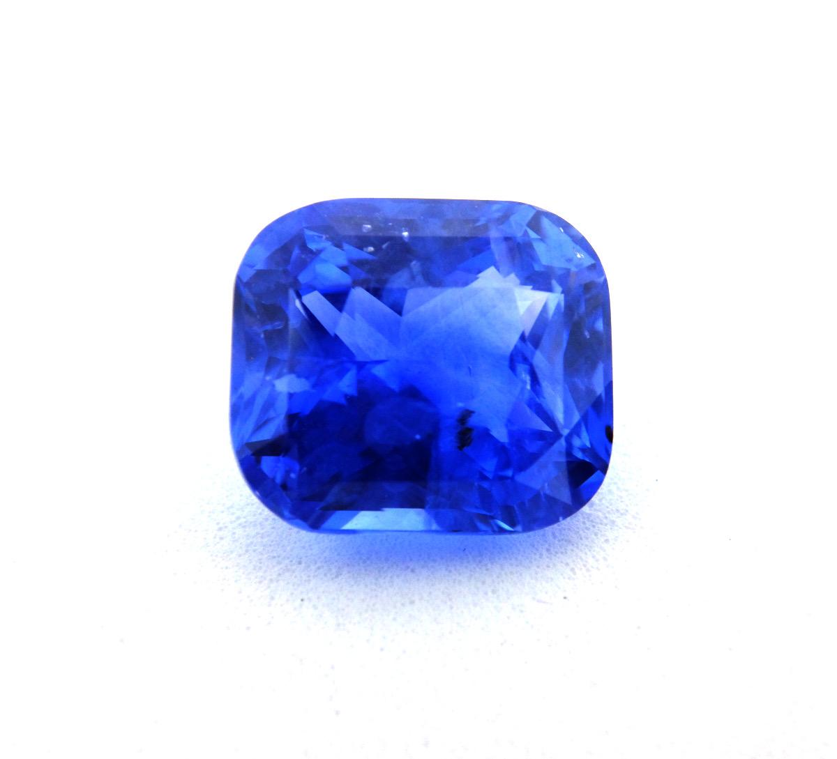 Sri Lankan Cornflower Blue Sapphire