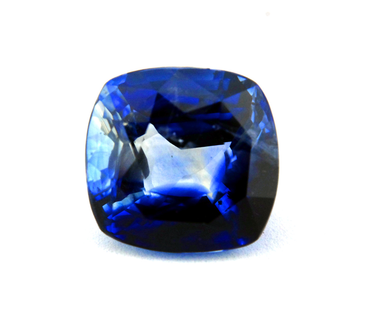 Kashmir Blue Sapphire Unheated