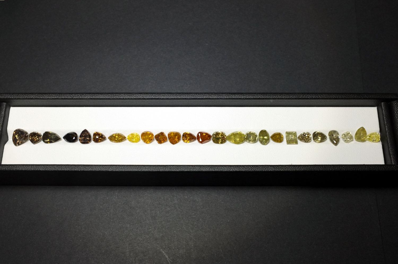 guide to gems: fancy diamonds
